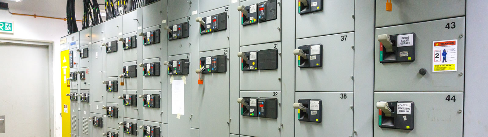 Protection, Industrial & Explosion Proof Control Equipment
