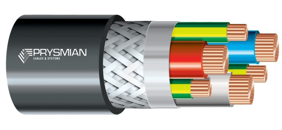 Prysmian Troodos Electric Cables